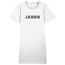 Load image into Gallery viewer, Jambo T-Shirt Dress