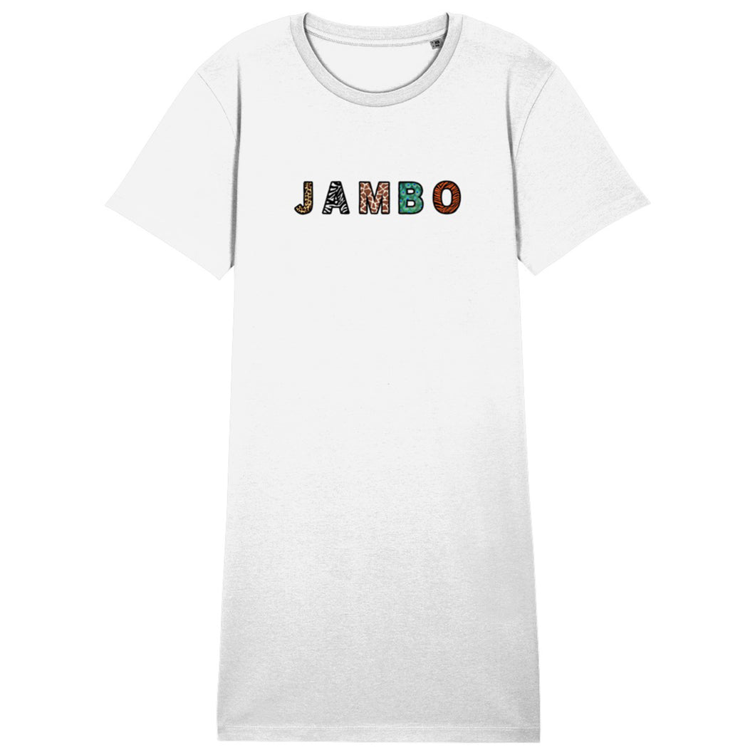 Jambo T-Shirt Dress