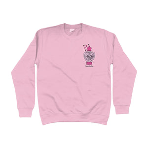 Love Potion Unisex Sweatshirt