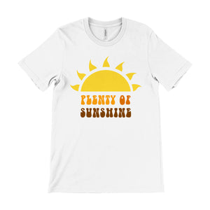 Plenty Of Sunshine Unisex Tee