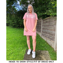 Load image into Gallery viewer, Sass Queen T-Shirt Dress