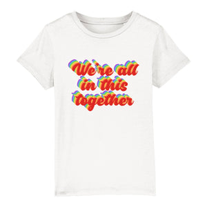 We're All In This Together Charity Children's Tee