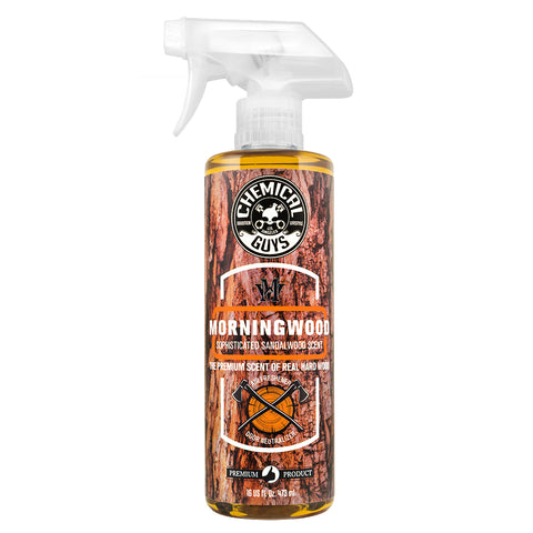 Chemical Guys Morning Wood Air Freshener Spray