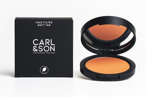 Face Filter Matt Tan & Powder Brush