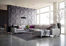 Load image into Gallery viewer, Interior design with 3d wall panels