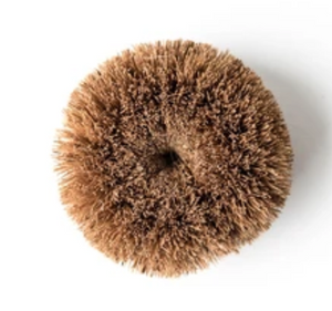 Cocount bristle scourer