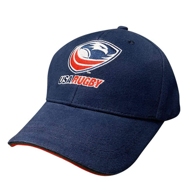 Canterbury Rugby Headwear CCC USA Rugby Adjustable Cap