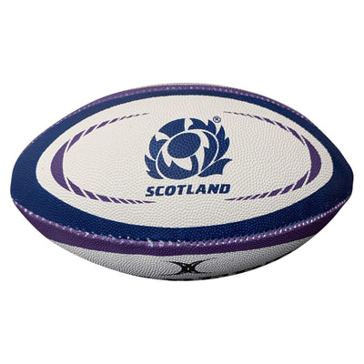 Rugby Imports Gilbert Scotland Mini Rugby Ball