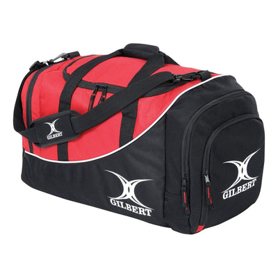 Gilbert Rugby Direct Rugby Bags Black Gilbert Club Holdall V2 Rugby Bag