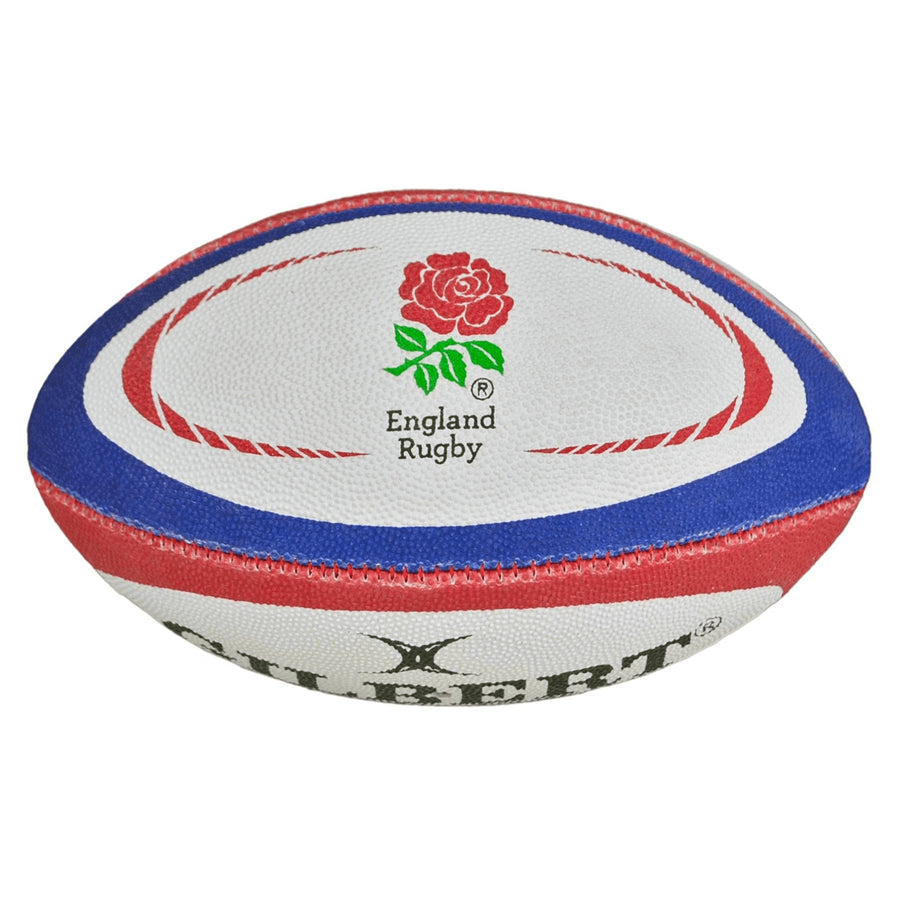Gilbert England Mini Rugby Ball