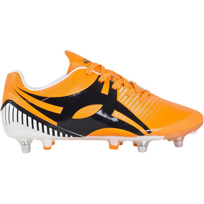 Gilbert Rugby Direct Rugby Footwear Plus 5.5 Gilbert Ignite Fly 6 Stud Rugby Boot