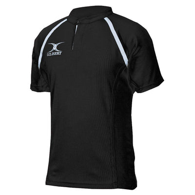 Gilbert Rugby Direct Rugby Jerseys Black / 2X-Large Gilbert Xact II Rugby Jersey