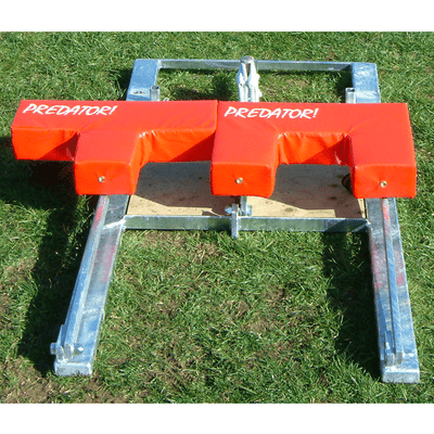 Richter Engineering Rugby Training Equipment Predator Junior Starter Scrum Sled
