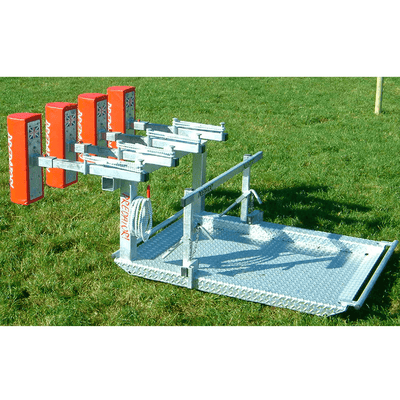 Richter Engineering Rugby Training Equipment Predator Reactive Kiwi Rugby Scrum Sled