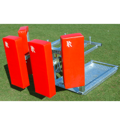 Richter Engineering Rugby Training Equipment RM2 - Two Reactive Pads Predator Ruckmaster Rugby Scrum Sled