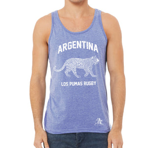 Argentina Rugby Tank Top
