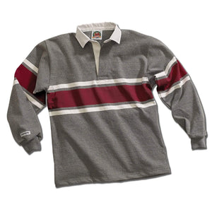 Barbarian Traditional Acadia Stripe Rugby Jersey