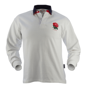 England Traditional Rugby Jersey