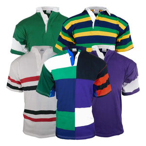 Grab Bag Short Sleeve Rugby Practice Jersey