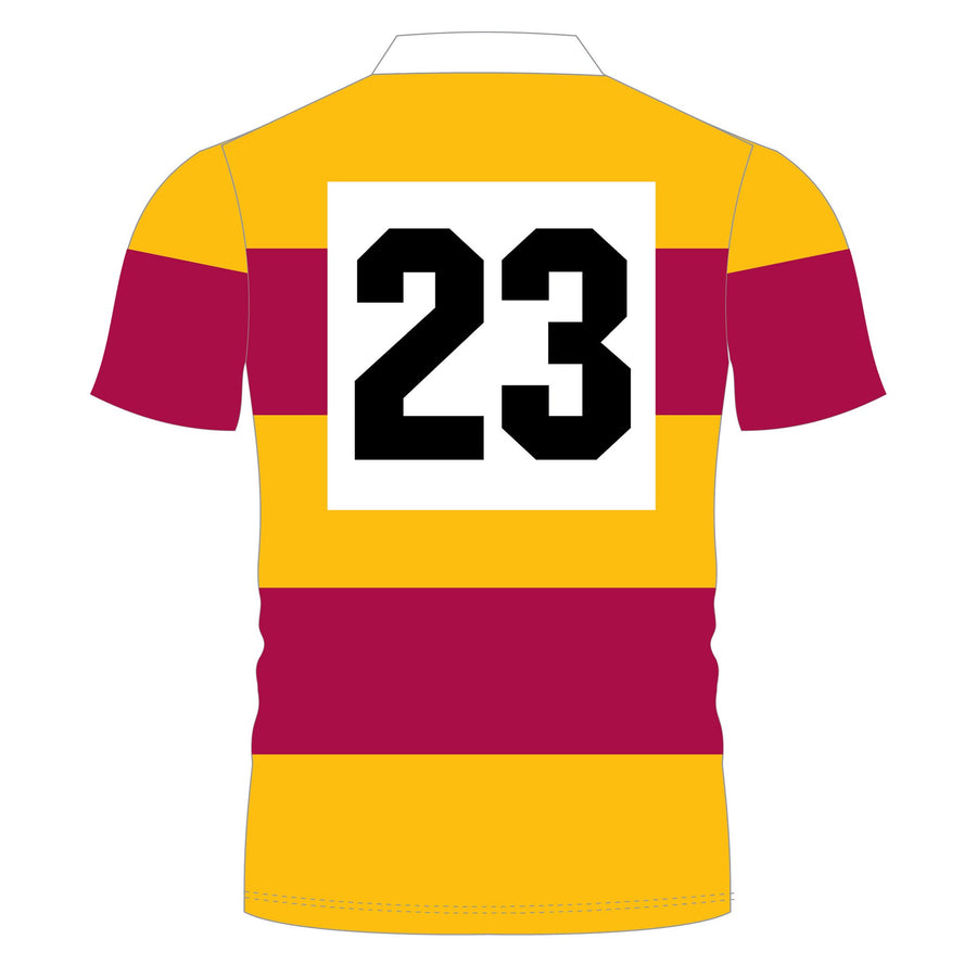 Norwich Women's Rugby 50th Anniversary Jersey