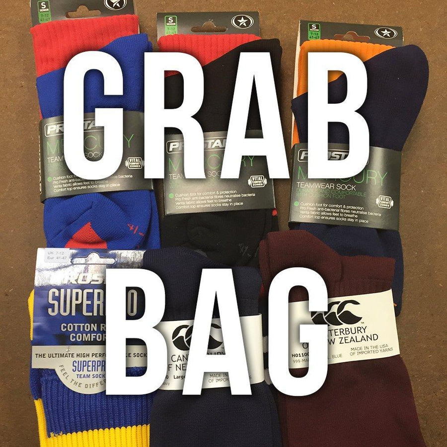 Grab Bag Performance Rugby Socks