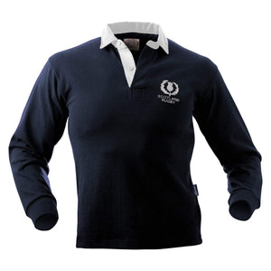 Scotland Traditional Rugby Jersey