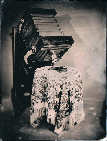 Introduction to Wet Plate Collodion: Tintypes & Ambrotypes
