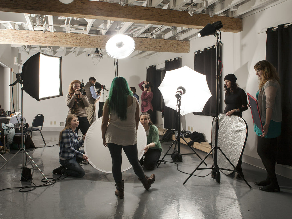 Hands–On Introduction to Studio Lighting - Summer 2020