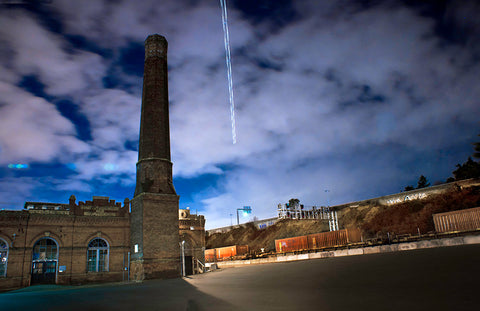 Urban Night Photography: Georgetown Steam Plant & Beyond - Spring 2019