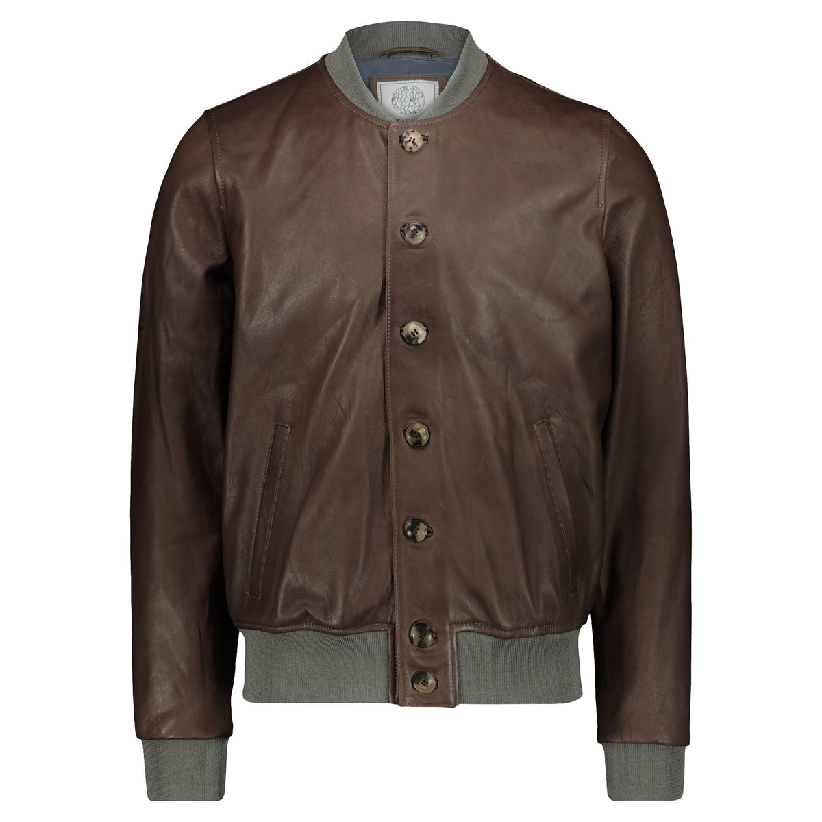 Atacama Steve Bomber Brown Jacket