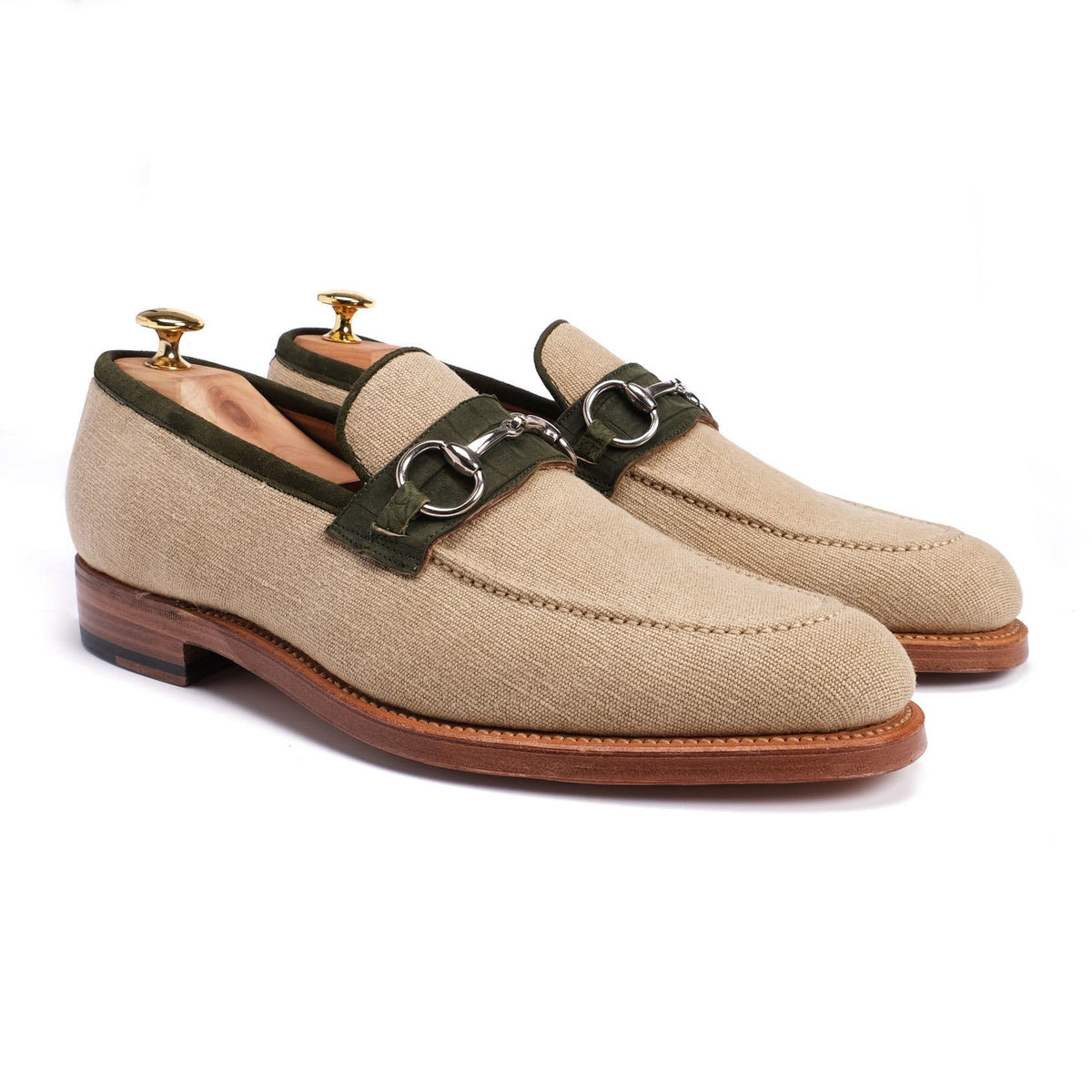Buckle Penny Loafer