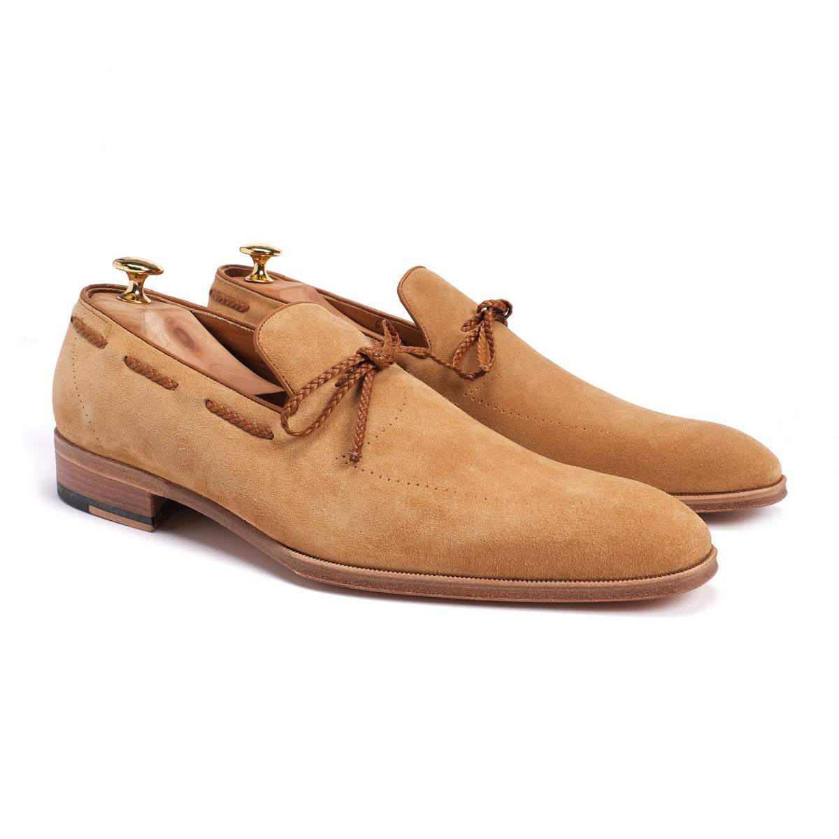 String Loafer - Suede