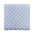 MICRO PATTERN HANDPRINTED SILK – LIGHT BLUE