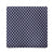 PIN DOT VINTAGE SILK TIE – NAVY BLUE