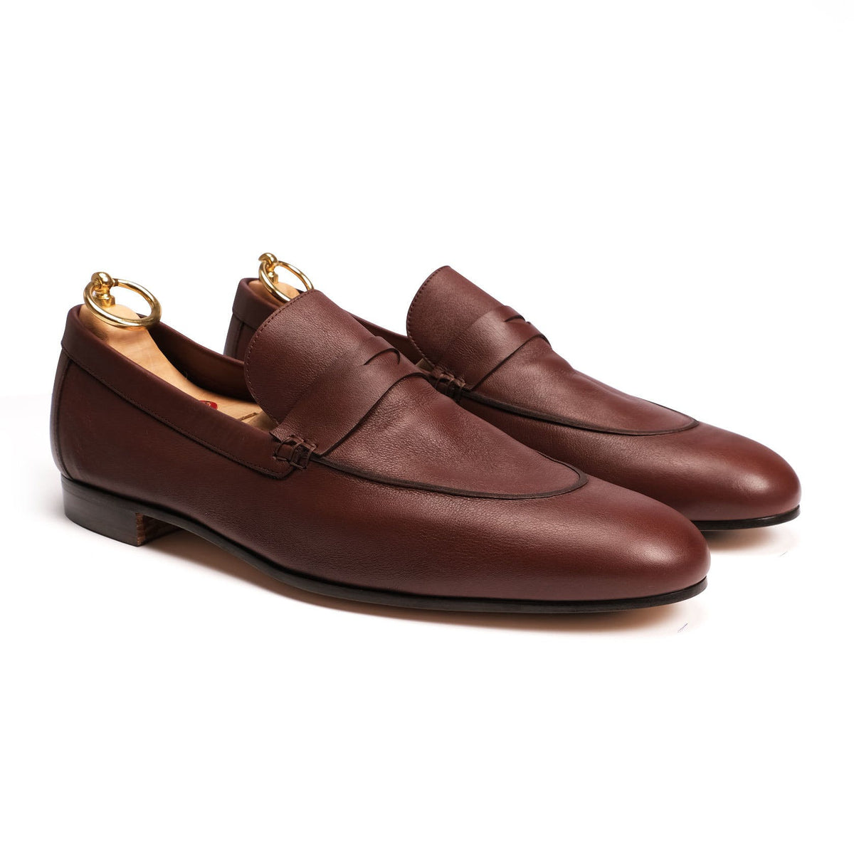 Rivolta Aria Milano 202 Loafer unlined with penny strap