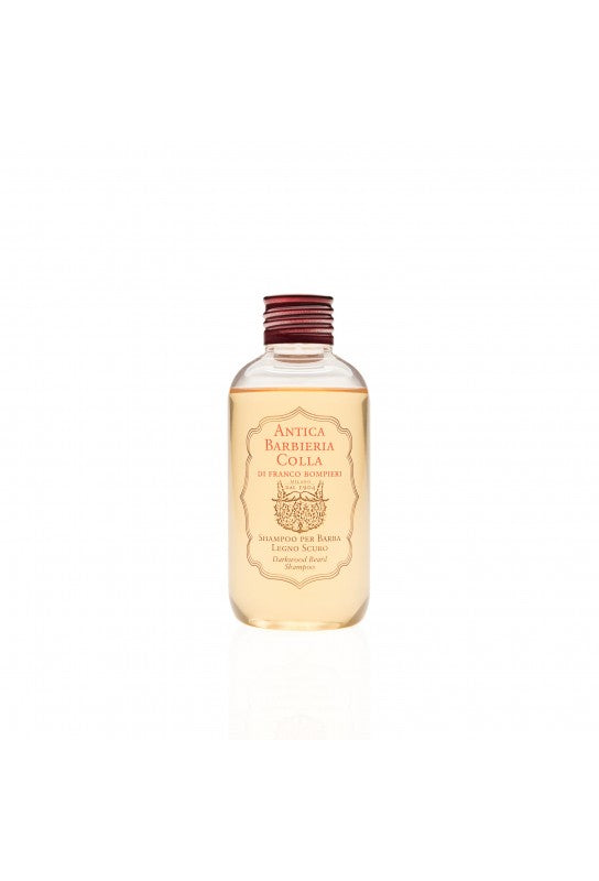 ANTICA BARBIERIA COLLA darkwood beard shampoo