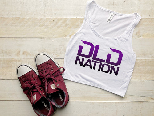 DLDNation Crop Top