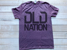 Load image into Gallery viewer, DLDNation Men's Purple T-Shirt