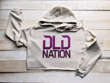 Load image into Gallery viewer, DLDNation Sand Crop Hoodie