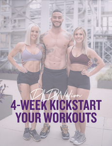 4-Week Workout Program