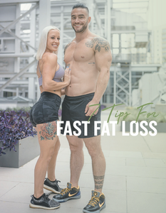 7 Tips To Fast Fat Loss