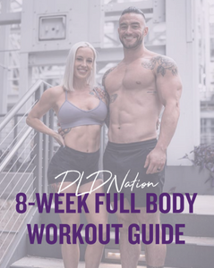 8-Week Women's Full Body Workout Guide