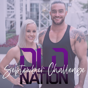 Nutrition Coaching + September 2019 Challenge