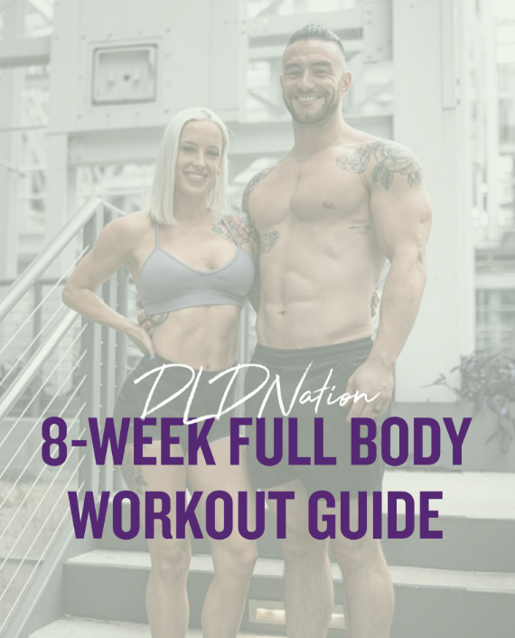 8-Week Men's Full Body Workout Guide