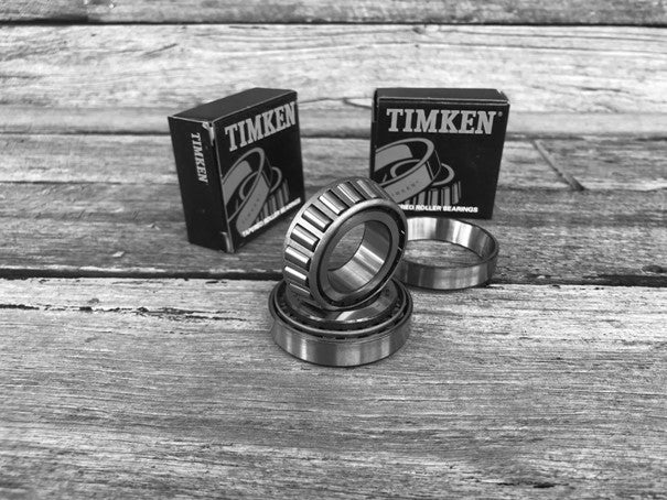 Triumph Harley Head Stem Bearing Conversion Kit