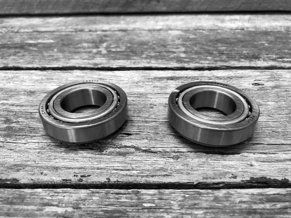 Headstem Bearings to Suit all Harley Big Twins using Bearing Cups