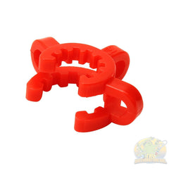 14Mm Keck Clip (1-Count) Red / 14Mm/18Mm Glass Pipe Accessory
