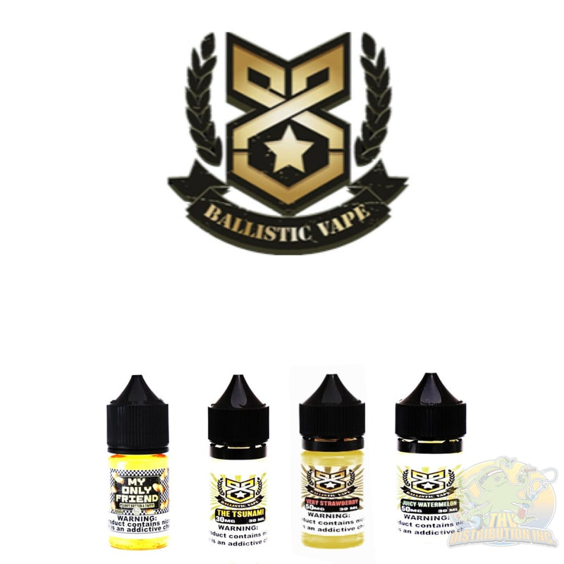 Ballistic Vape: Salt Juice (30Ml) My Only Friend / 30Mg