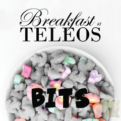 Breakfast At Teleos: Bits (60Ml) 0Mg E-Juices