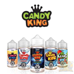 Candy King On Ice: E-Juice (100Ml) Batch Ice / 0Mg